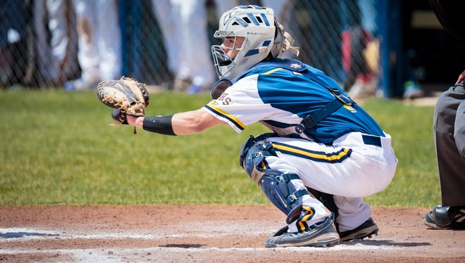 The Enterprise baseball team hold numerous state records and Wolves catcher Kayson Bundy just added another one to the list.