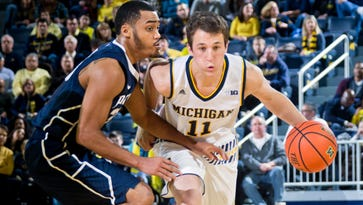 Report: Ex-Wolverine Andrew Dakich will play for Ohio State