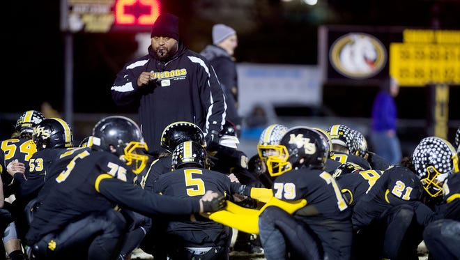 Murphy is the only Western North Carolina football team left in the NCHSAA playoffs.