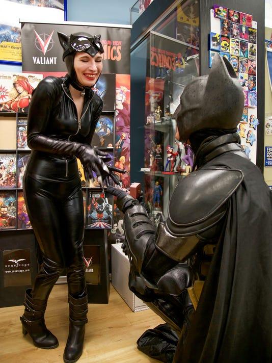 Wil Batman