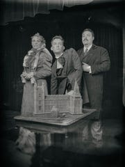 """The Tallgrass Theatre will present """"The Elephant Man,""""based on the real life of a 19th century Englishman born with severe deformities, Jan. 30-Feb. 14 at the Rex Mathes Auditorium."""