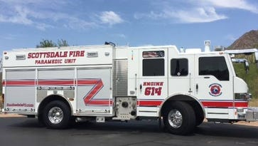 Child fatally injured during Scottsdale fire station tour