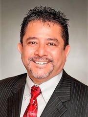 Michael Nuñez, El Paso Health board secretary-treasurer.