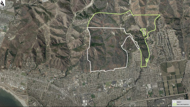 The Rancho San Buenaventura Conservation Trust announced plans to acquire another 752 acres from Lloyd Properties.