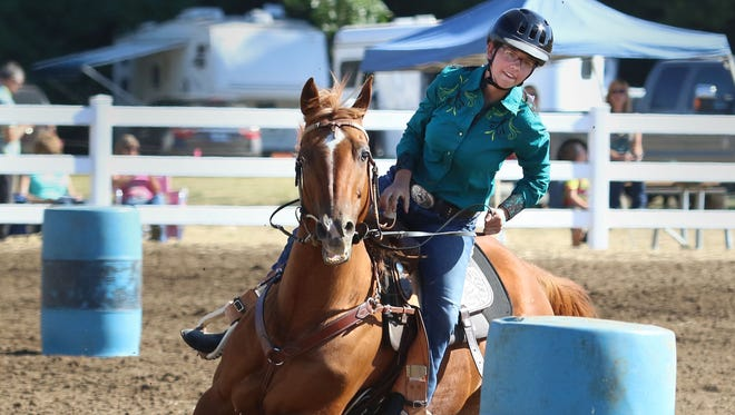 Catch the Rough Stock Rodeo featuring bareback riding, saddle bronc riding, bull riding, barrel racing and mutton bustin' 7 p.m. Thursday, Aug. 11, at the Polk County Fair.
