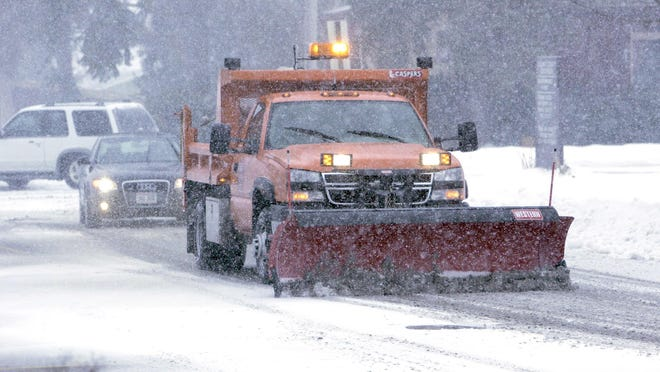 The city of Two Rivers' winter parking ban will be in effect if snowplowing is necessary due to weather conditions.