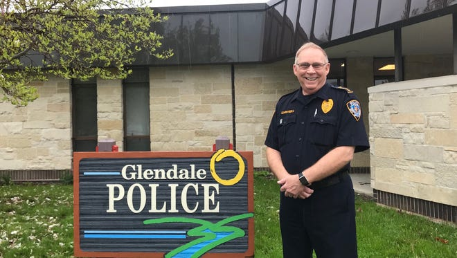 Glendale Police Chief Thomas Czarnyszka is retiring after 42 years with the department.
