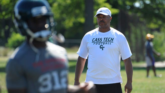 Thomas Wilcher and Cass Tech crunched Southeastern and kept their No. 1 ranking in the state.