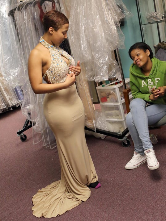 Cutouts, cleavage and corsets: Prom dress codes vary