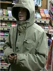 Burlington police released clearer pictures of the