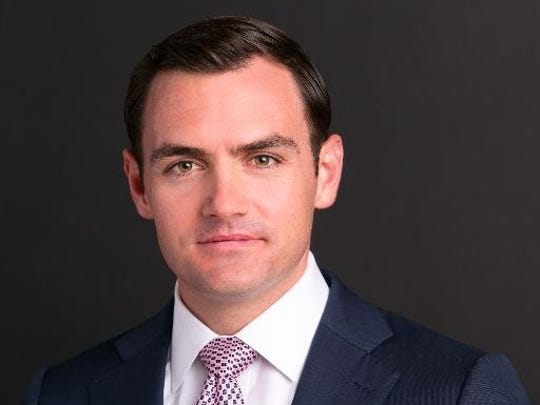 Mike Gallagher, former foreign policy aide to Gov.