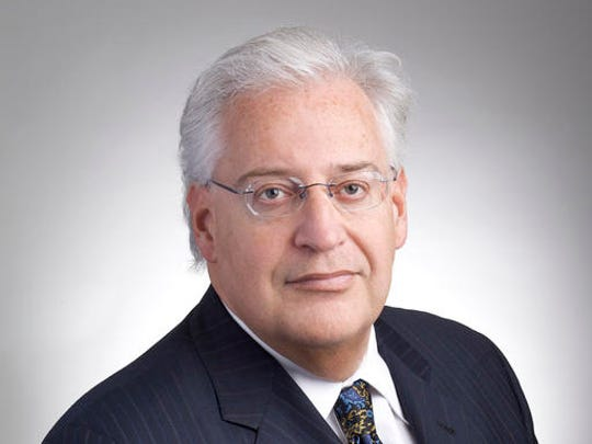 In this photo provided by Kasowitz, Benson, Torres & Friedman LLP, David Friedman, President-elect Donald Trump's choice for ambassador to Israel.