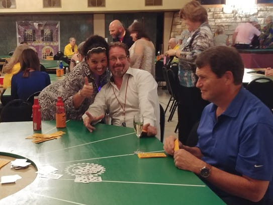Cape Coral leaders raise funds with Casino in Cape