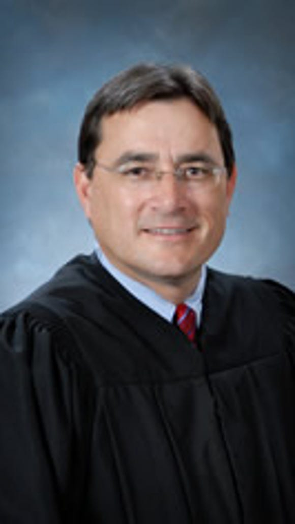 State Supreme Court Justice Randy Pierce