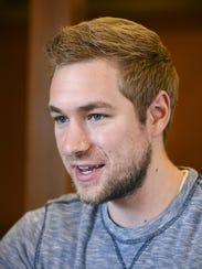 Kelvin Schutz is helping organize Startup Weekend to
