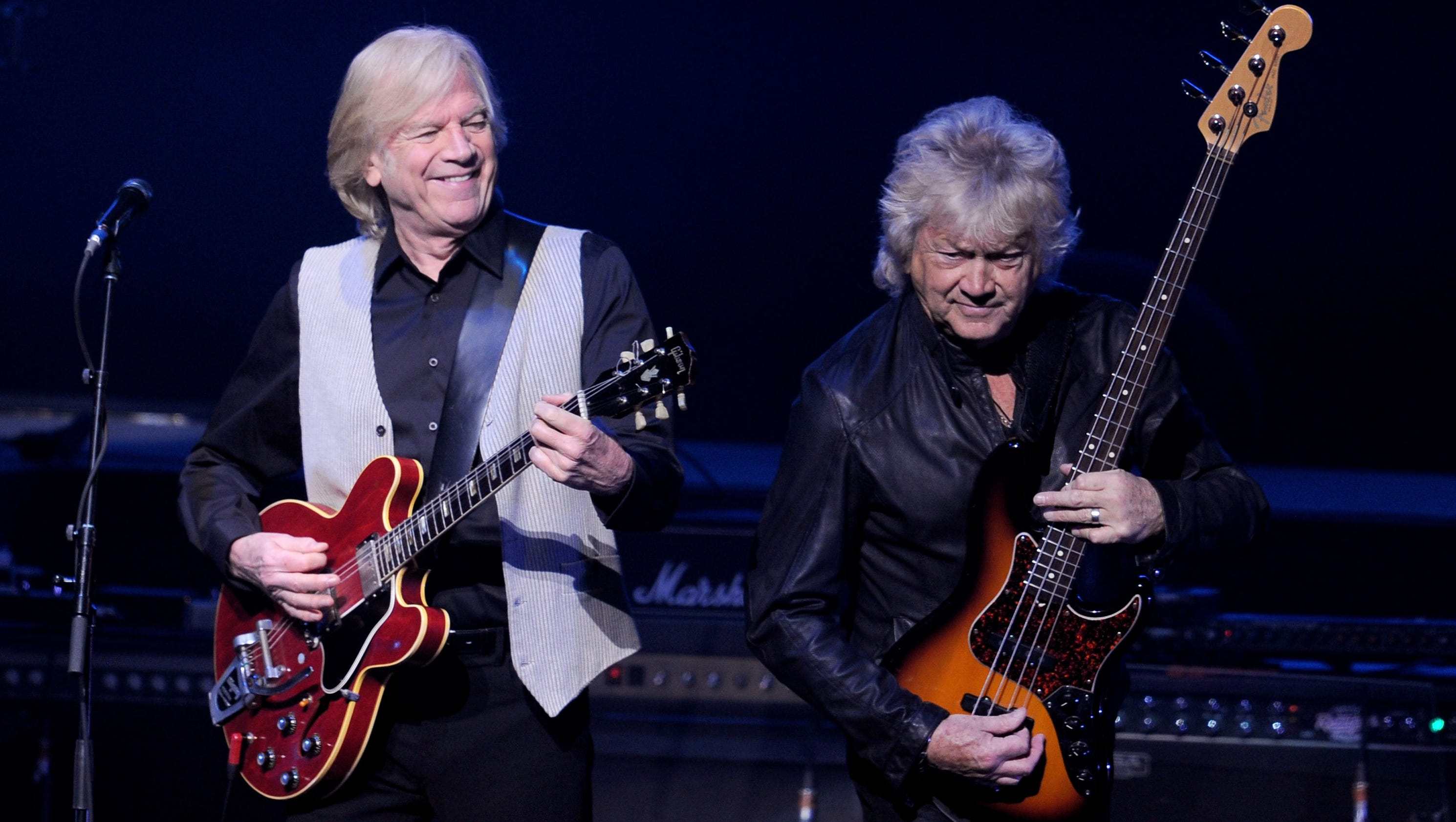 The Moody Blues Days Of Future Passed Tour