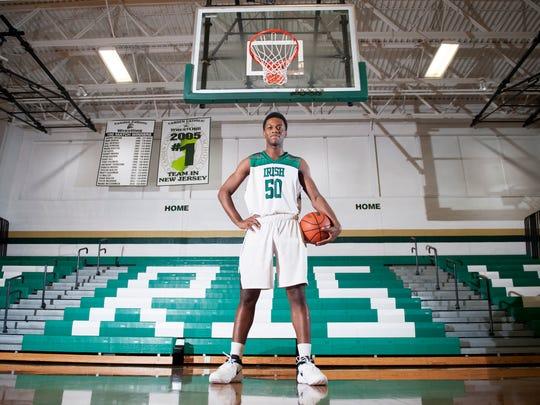 Camden Catholic junior Uche Okafor came to America from Nigeria as a freshman to play basketball.