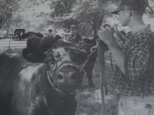 Wes Dempsey of Sturgis participated in the Union County