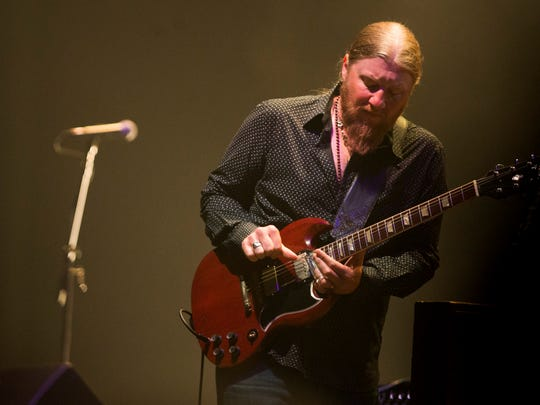 12-person southern rock and blues powerhouse Tedeschi