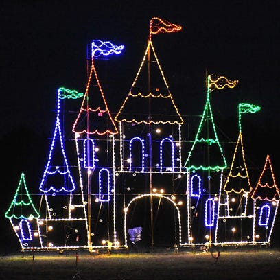 Winter WonderFest in Lewes lights up holiday season