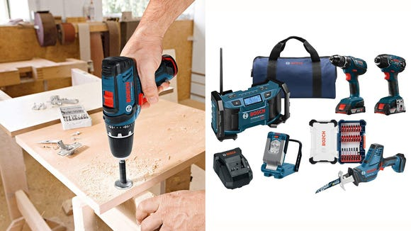 Every tool you'll need for your next summer project.