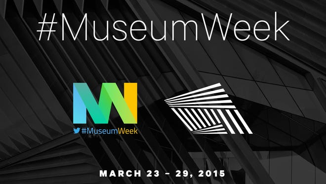 March 23-29 marks the second annual #MuseumWeek, and the MSU Broad Art Museum is taking part in the celebration.