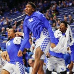 USA TODAY Sports' preseason college basketball bracketology for 2016-17