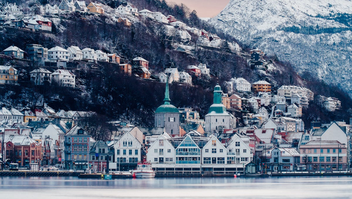 Norway dropping travel restrictions Saturday, but not for US travelers