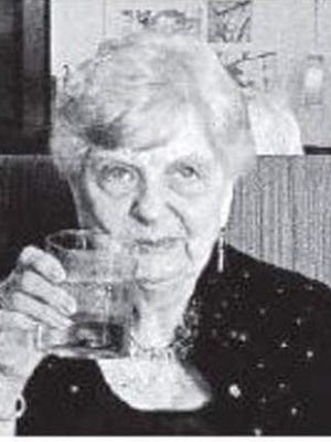 Ada Carrie (nee Bailey). Born in Olinger, Virginia to Cordie and Carr Bailey on December 25, 1928.