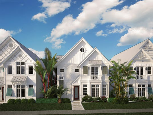 Row House Foyer : Stock custom homes to build three luxury row houses in old