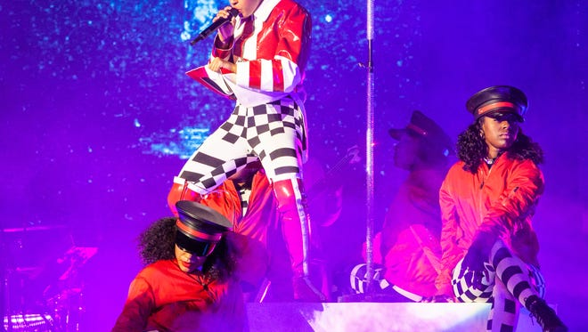 Janelle Monáewill play the Mempho Music Fest on Saturday evening.