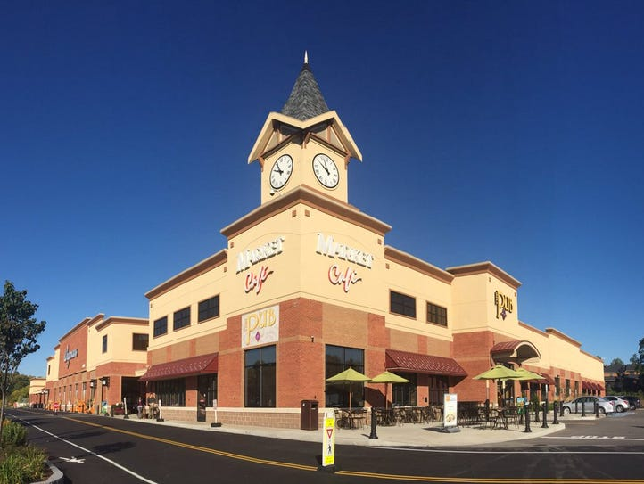 The Wegmans Food Markets store in Perinton.