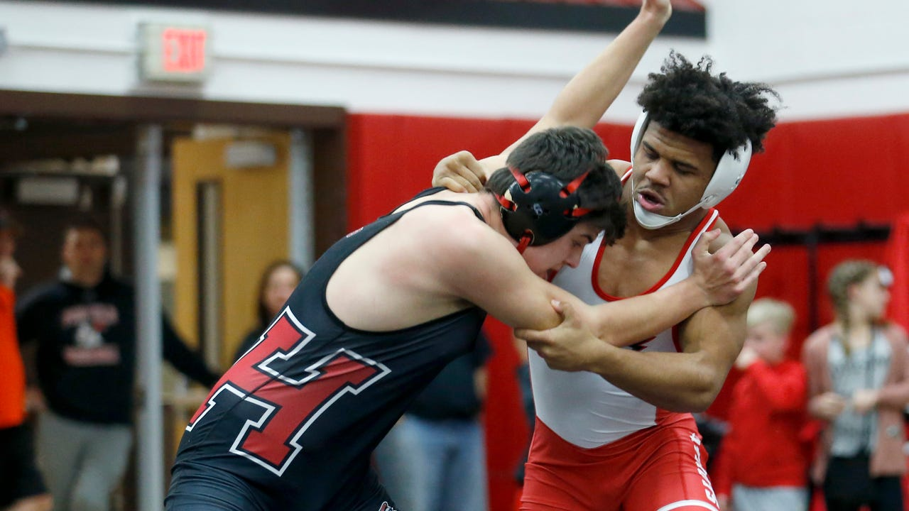 Gissendanner, a senior at Penfield, has lost one match since entering high school. What is it like to face one of the greatest in the history of Section V wrestling?