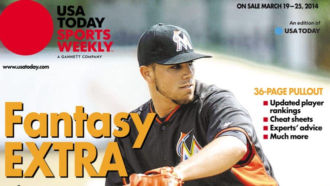 Marlins pitcher Jose Fernandez was a revelation for fantasy owners last season, going from Class A to the majors and not missing a beat.