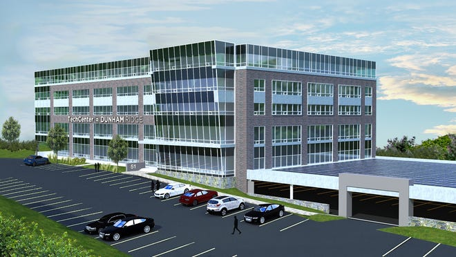 TechCenter, located at 51 Dunham Ridge, is a lab-ready facility anticipated to open in January 2021; an attached 215-car parking garage is already complete.