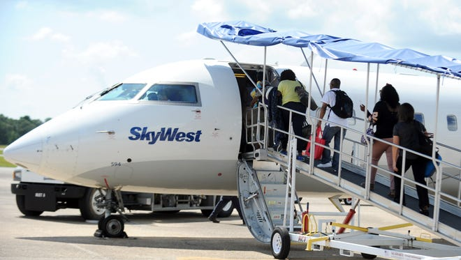 The Hattiesburg-Laurel Regional Airport added flights to Chicago on June 2 of this year.