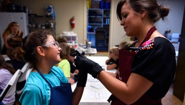 4-H class gives a clean start on self-confidence