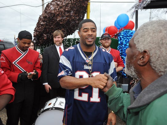 Malcolm Butler of Vicksburg, a little-known player,