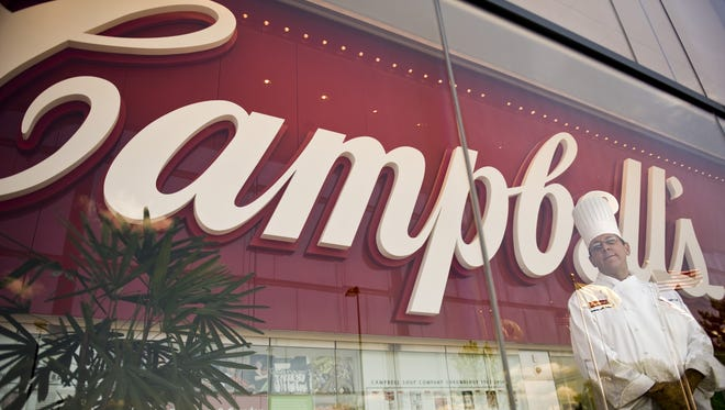 File: Camden's Campbell Soup.
