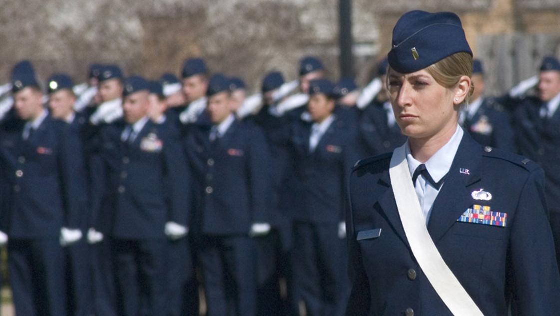 Beautiful USAF US AIR FORCE JACKET SERVICE DRESS SUIT UNIFORM COAT WOMANS WOMENS