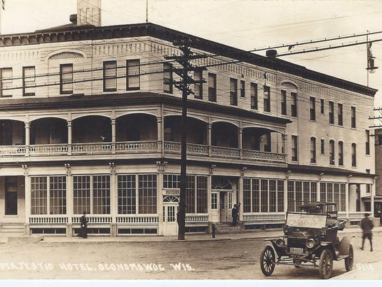 The Majestic Hotel-Oconomowoc