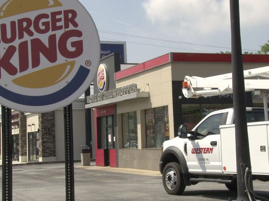 The Burger King on Concord Pike was briefly closed in June after a viral video showed rats in the eatery.