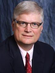 Jay Phelan, a Nashville native and professor at North