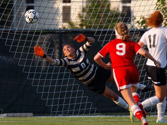 Williamston vs Grosse Ile Girls Soccer