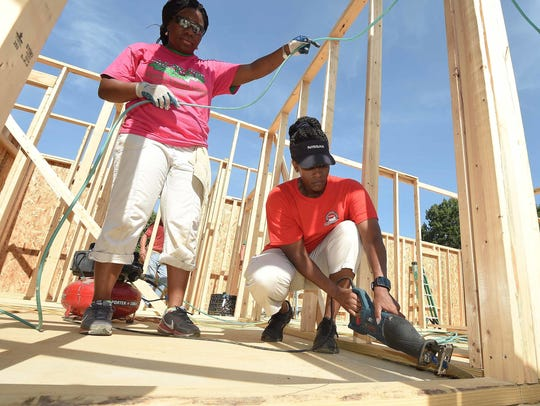 An alternative gift could be a donations made to Habitat
