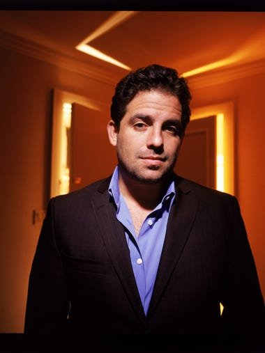 Producer and director Brett Ratner, one of Hollywood's