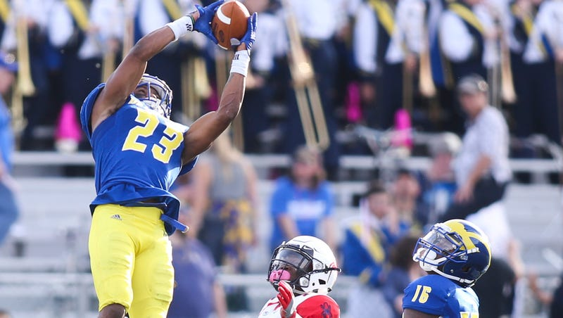 premium selection 91b54 399c4 University of Delaware's Nasir Adderley drafted by Chargers ...