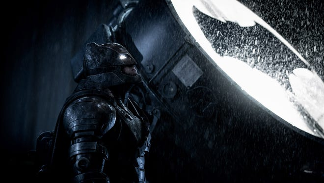 Ben Affleck's Dark Knight is woven into the 'Suicide Squad' story.