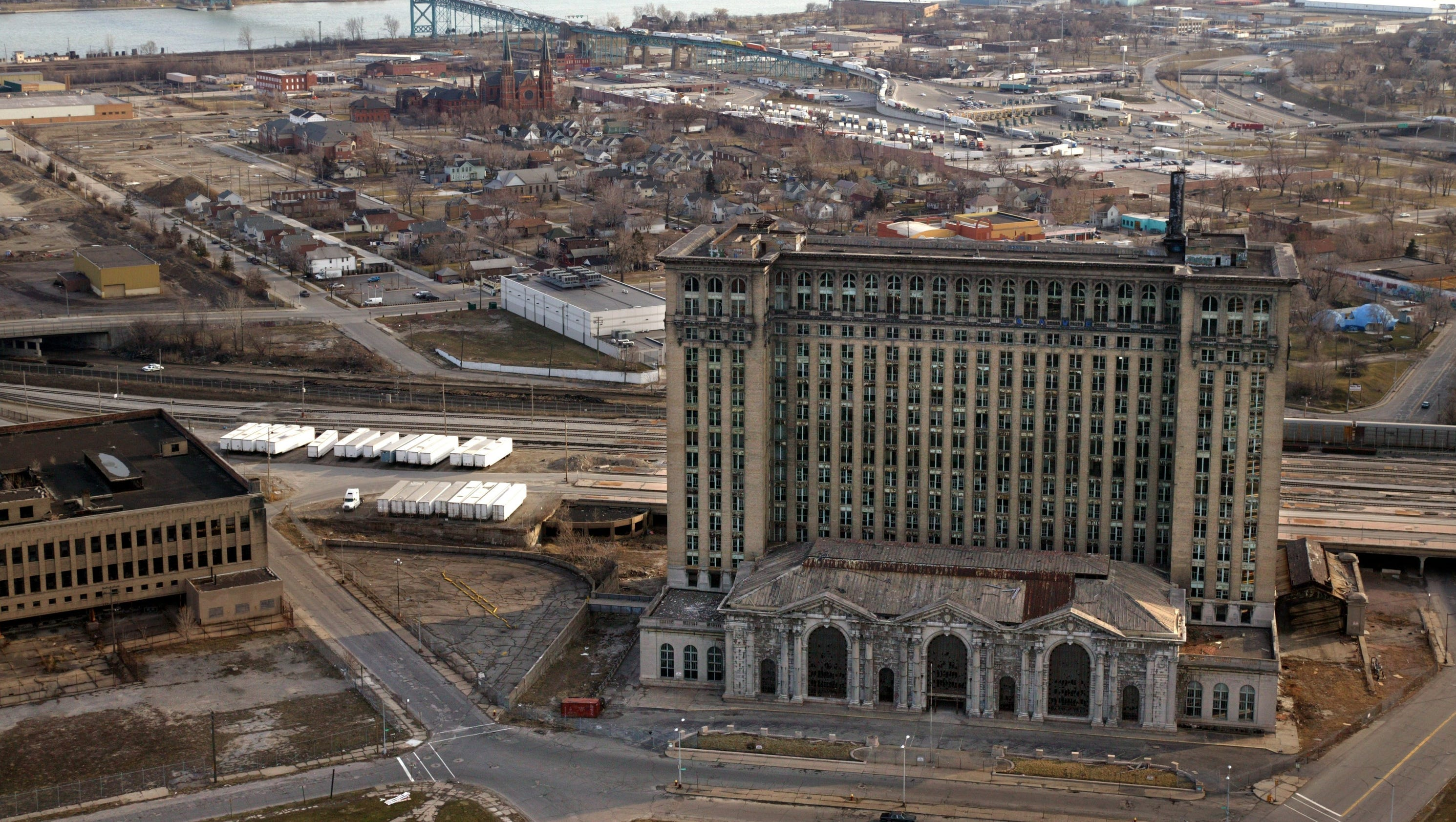last train left detroit depot 27 years ago today