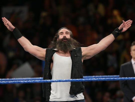 Jon Huber, known by his stage name of Luke Harper, is a McQuaid graduate who has worked as a pro wrestler for years.